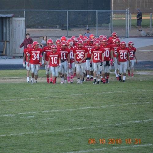 Wooster High School - Freshman Football