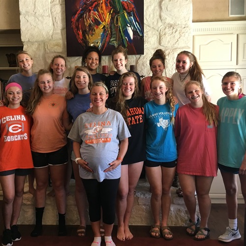 Celina High School - Girls' Varsity Volleyball