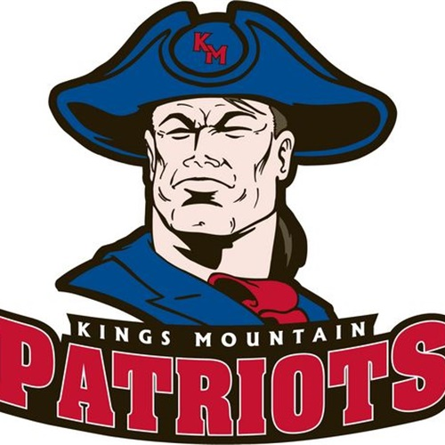 Kings Mountain High School - Girls' Volleyball Middle