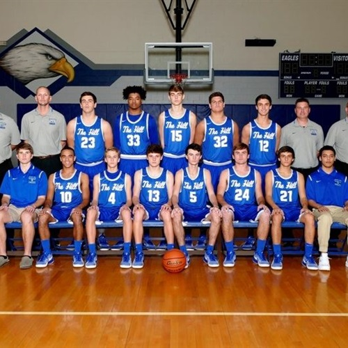 Barbers Hill High School - Boys' Varsity Basketball