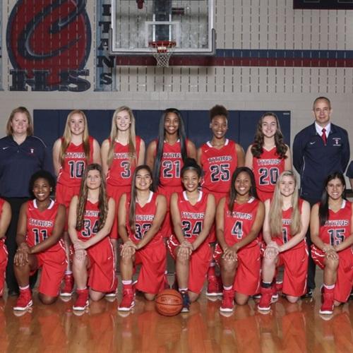 Centennial High School - Girls Varsity Basketball