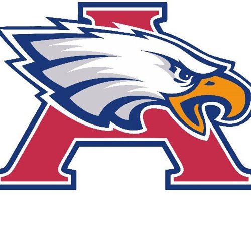 Humble Area Football League - Senior Atascocita Eagles Gray