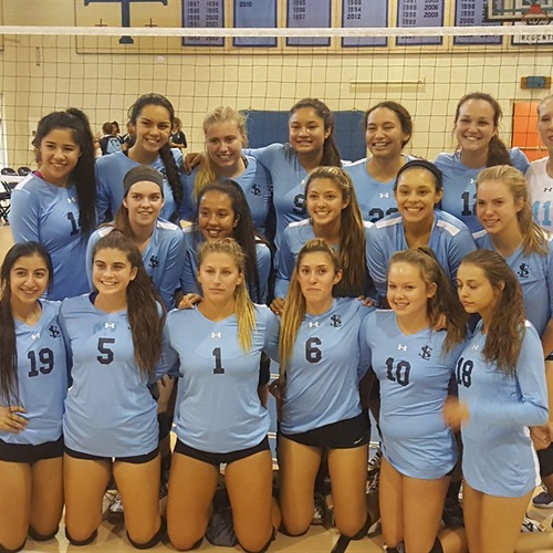 St. Lucy's High School - Girls' Varsity Volleyball