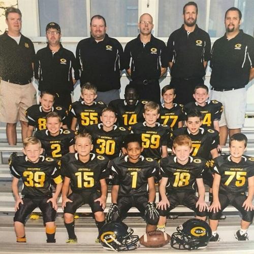 Centerville Wee Elks - 4th Grade Black