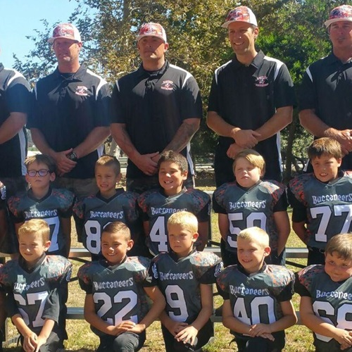 Ventura Buccaneers - GCYFL - Mighty Mite White