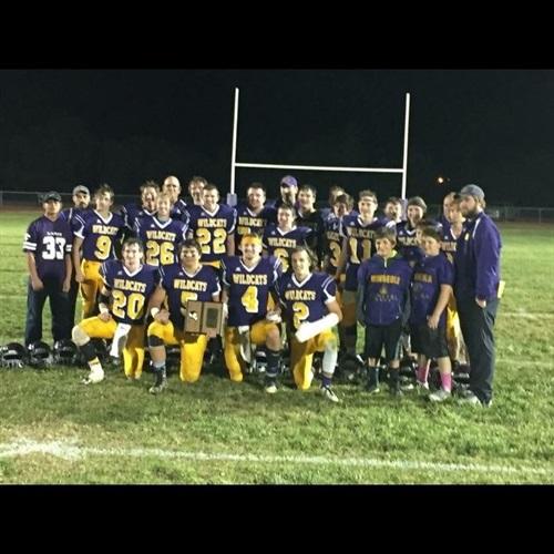 Minneola High School - Boys' Varsity Football