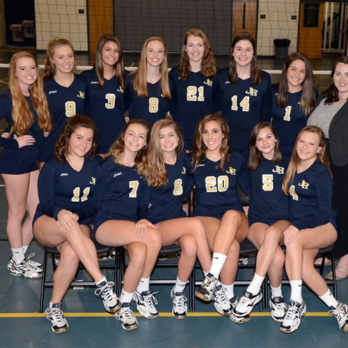 St. John Paul II Catholic High School - Girls' Varsity Volleyball