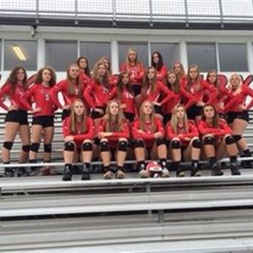 Elk River High School - Girls' Varsity Volleyball