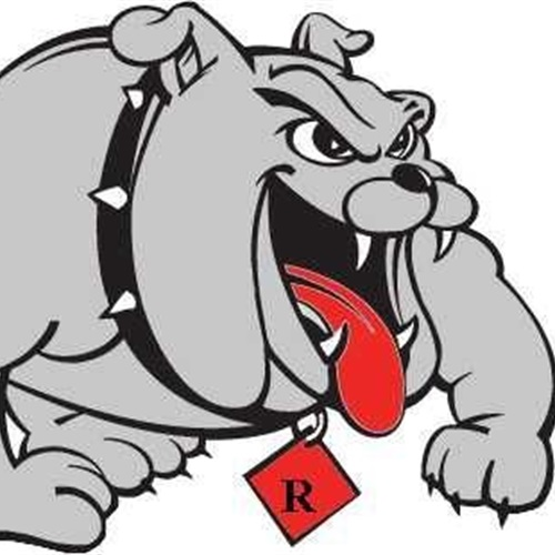 bulldog football clip art
