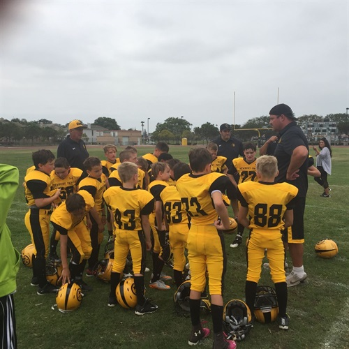 Newbury Park Steelers - GCYFL - Newbury Park Steelers - GCYFL Football