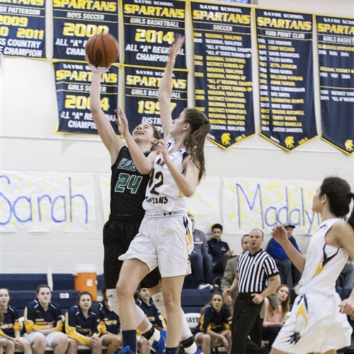 Sayre School - Girls Varsity Basketball