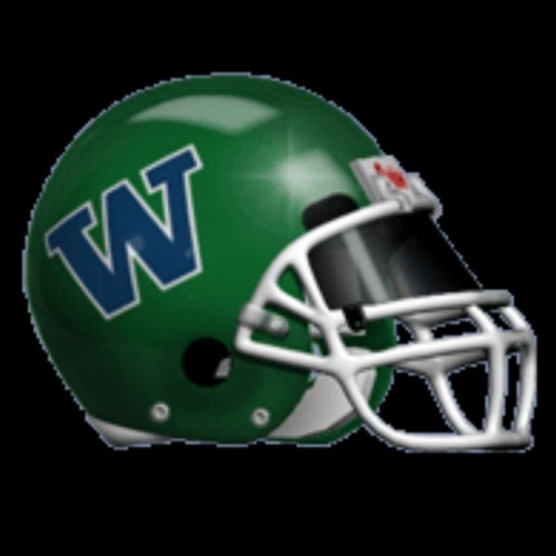 Woodinville Falcons Junior Football - JV Green