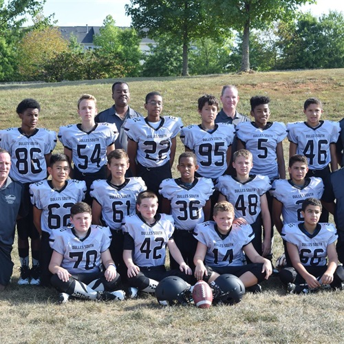 Dulles South Youth Sports - Thunder 115 - Burnes