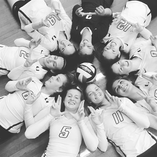 University Prep High School - Varsity Girls Volleyball