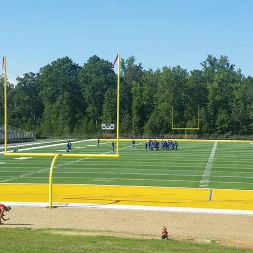 Fort Mill Middle School - Fort Mill Football 8th Grade 2016