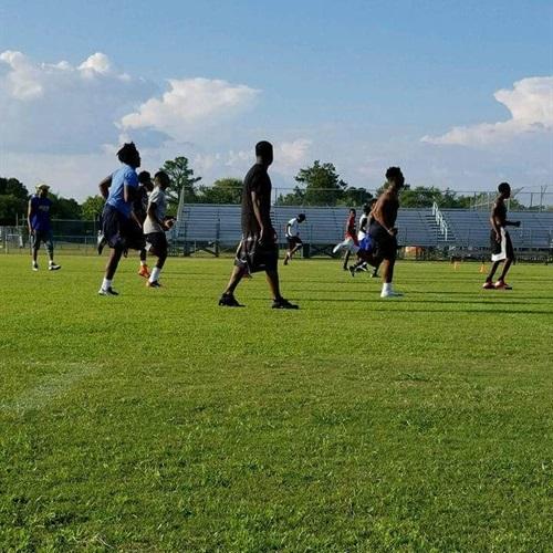 Carlos Brooks' Organization - Team Based Starter - Football