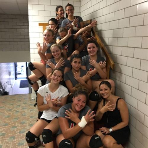 Durfee High School - Girls' Varsity Volleyball
