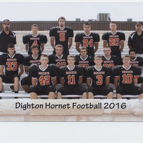 Dighton High School - Boys' Varsity Football