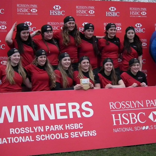 Hartpury College - Junior Womens Rugby