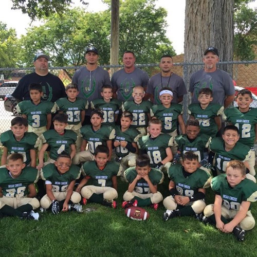 Bear Creek 1st/2nd Grade Bears - 1st/2nd Grade