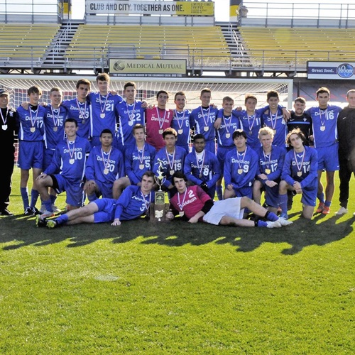 Davidson High School - Boys' Varsity Soccer