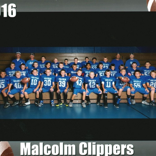 Malcolm Youth Football - Malcolm 2016