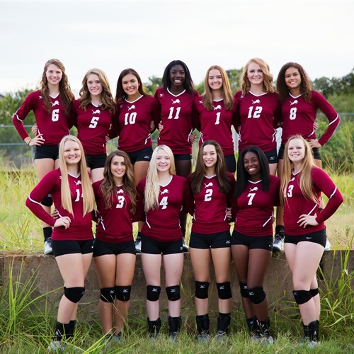 Brownwood High School - Girls Varsity Volleyball