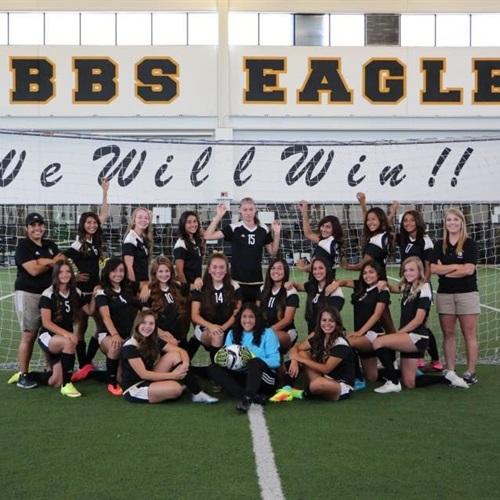 Hobbs High School - Girls' Varsity Soccer