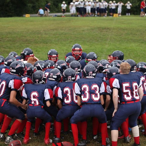 Christ Preparatory Academy - Junior High Football
