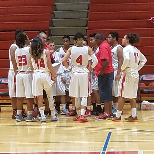 Kahuku High School - Boys' JV Basketball