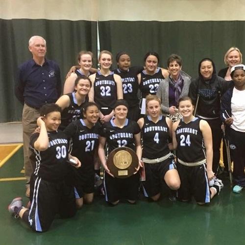 Southeast CC - Women's Varsity Basketball