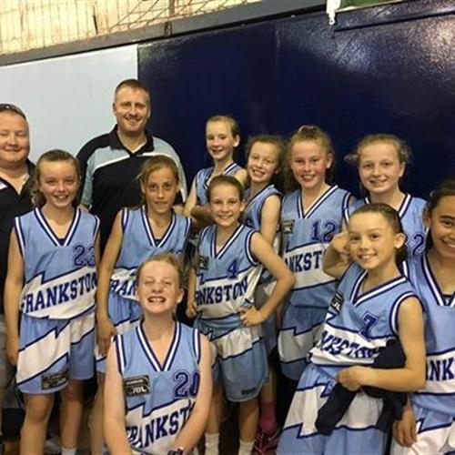 Frankston Blues - U12.1 girls