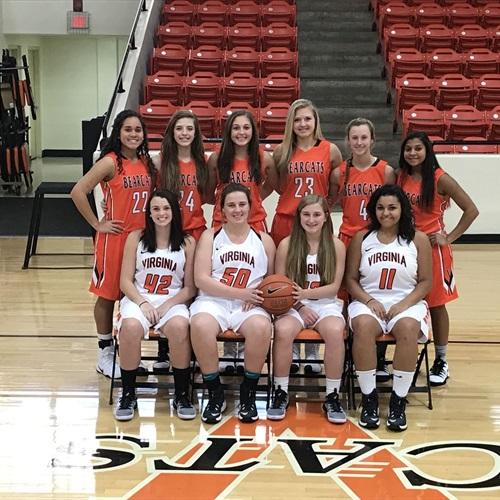 Virginia High School - Girls' Varsity Basketball