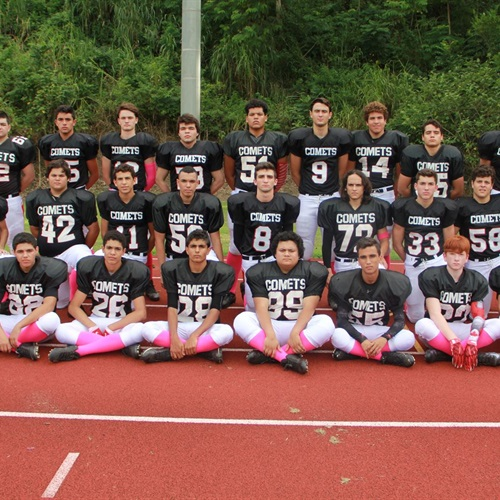 Baldrich Comets - Boys' Varsity Football