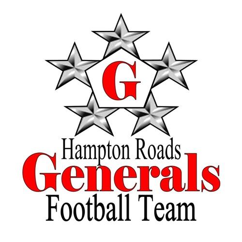 Hampton Roads Generals Football Team - Hampton Roads Generals
