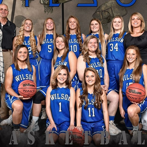 Wilson High School - Girls' Varsity Basketball
