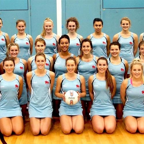 University of Cambridge - Cambridge University Ladies' Netball Club