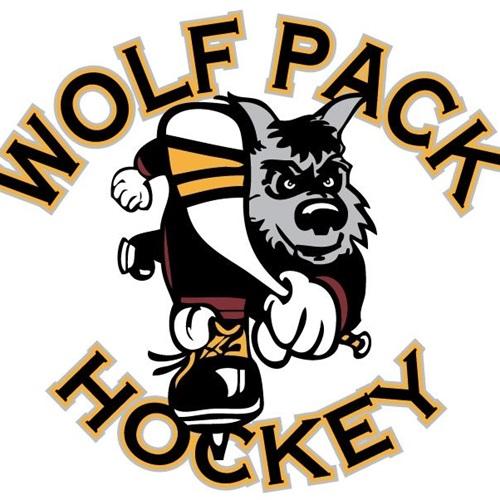 WolfPack Hockey - WolfPack Pee Wee Red