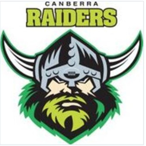 Canberra Raiders - HM - Canberra
