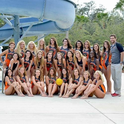 Oviedo High School - Girls' Varsity Water Polo
