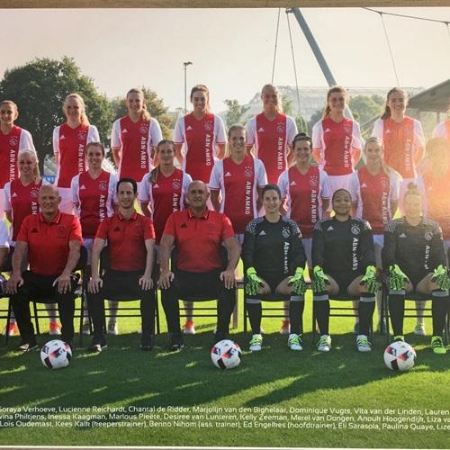 AFC AJAX - Ajax Vrouwen