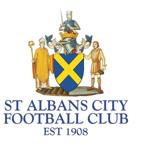 St Albans' Football Club - St Alban's 1st Team