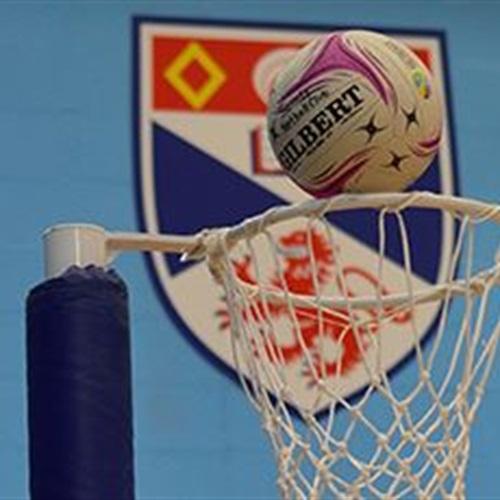 University of St Andrew's  - Netball 1st Team