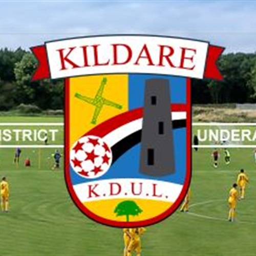 Kildare and District Underage League - K.D.U.L Academy