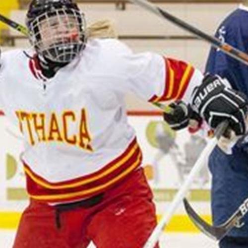 Ithaca High School Varsity Club Team - Ithaca High School Girls Hockey