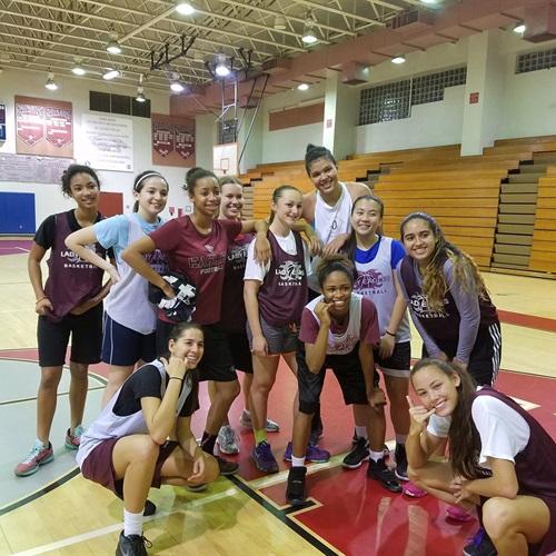 Stoneman Douglas High - Girls' Varsity Basketball