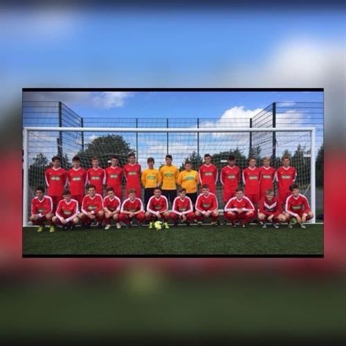 Coleg Sir Gar - Coleg Sir Gar Football Team