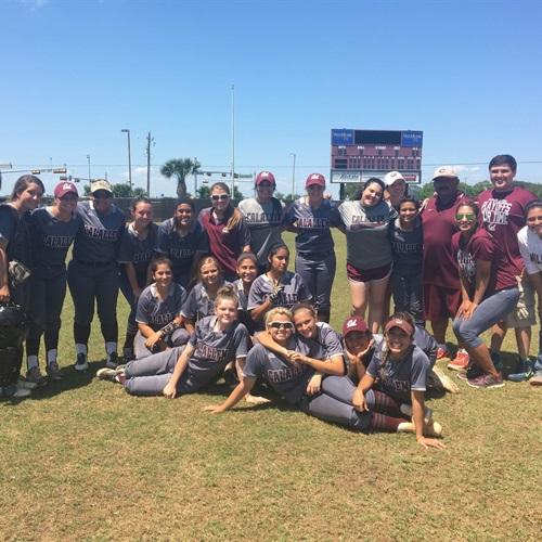 Calallen High School - Girls' Varsity Softball