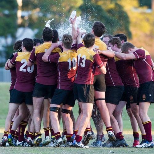 Oakhill College - Oakhill 1st XV Rugby