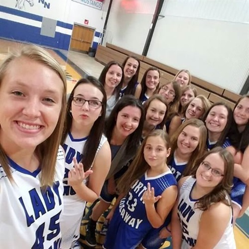 North Nodaway High School - Girls' Varsity Basketball